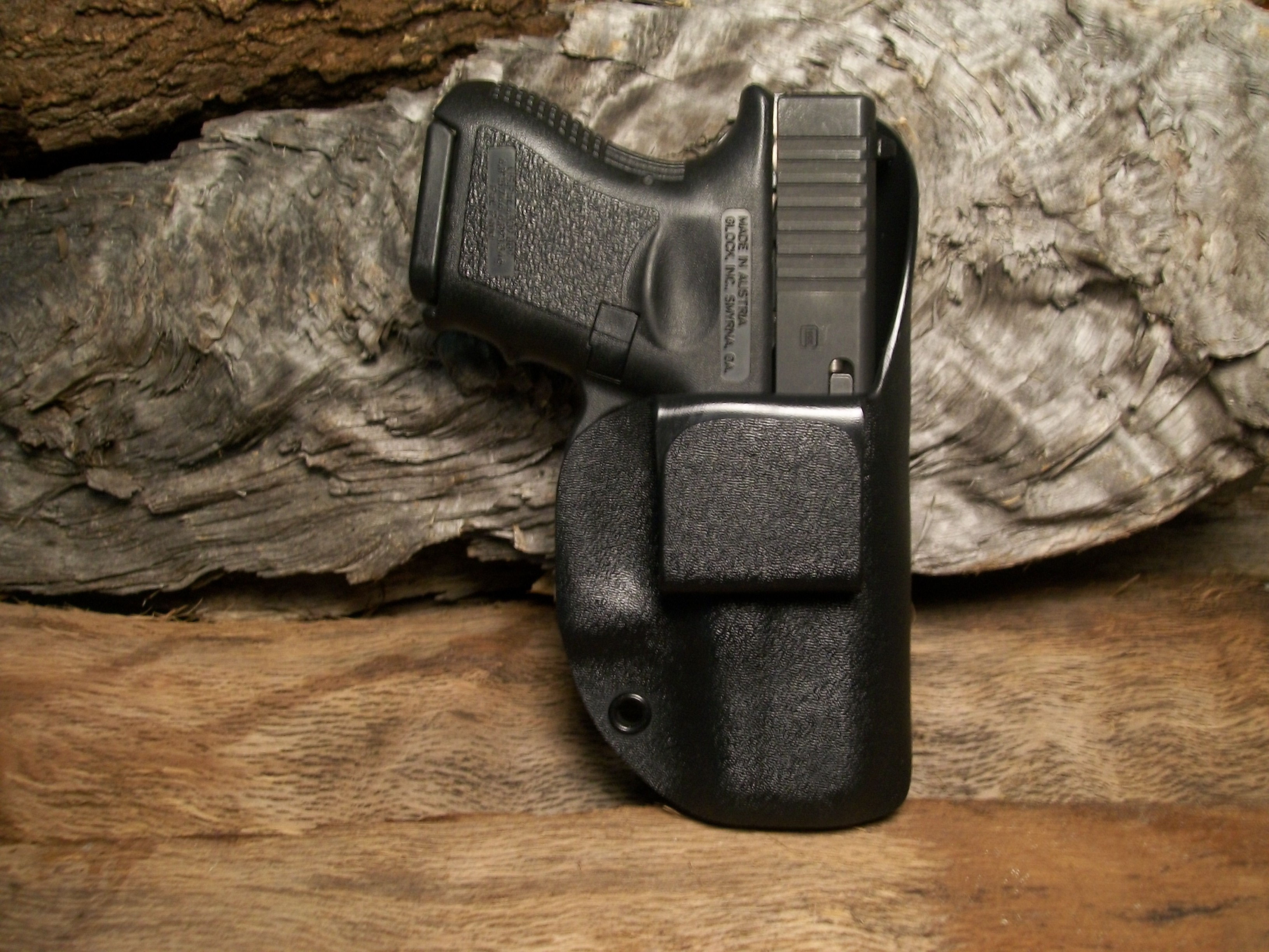 how to properly wear an iwb holster