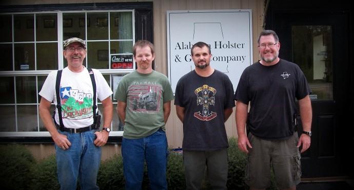 Alabama Holster Team